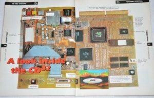 Amiga CD32 Motherboard