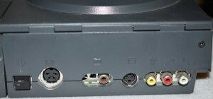Amiga CD32 Rear Ports
