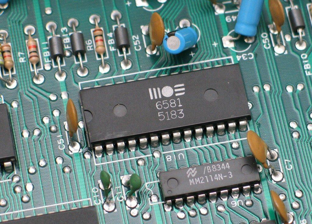 MOS Chip