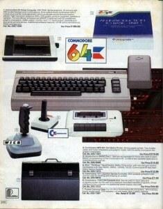 Commodore 64 Catalogue