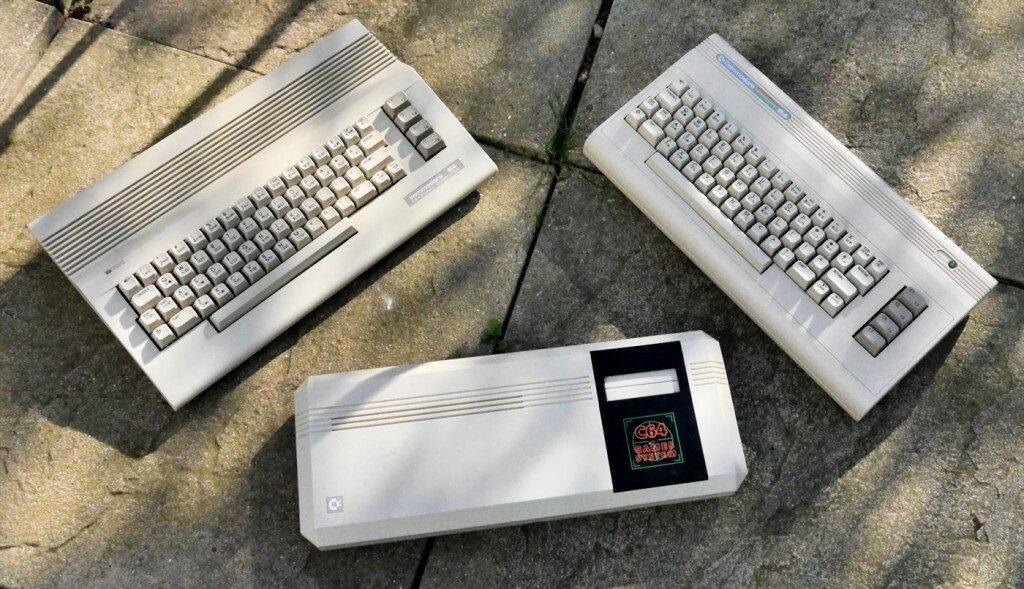 Commodore 64 Machines