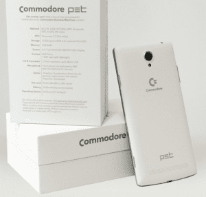 The new Commodore PET phone