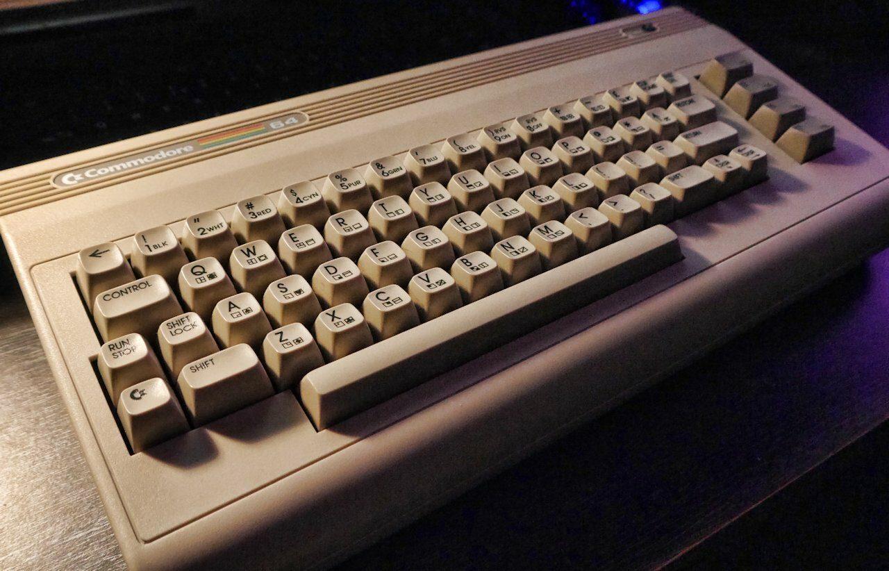 Commodore 64G