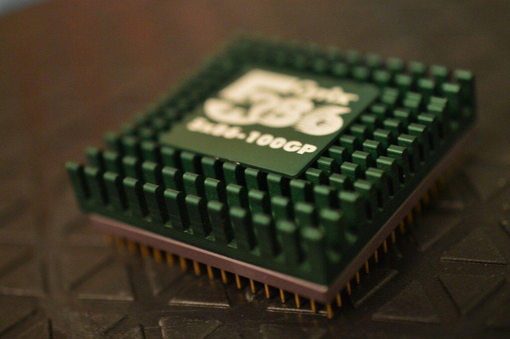 Cyrix 5x86 CPU
