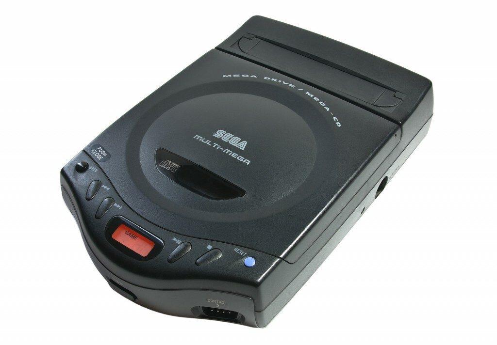 Sega Multi Mega