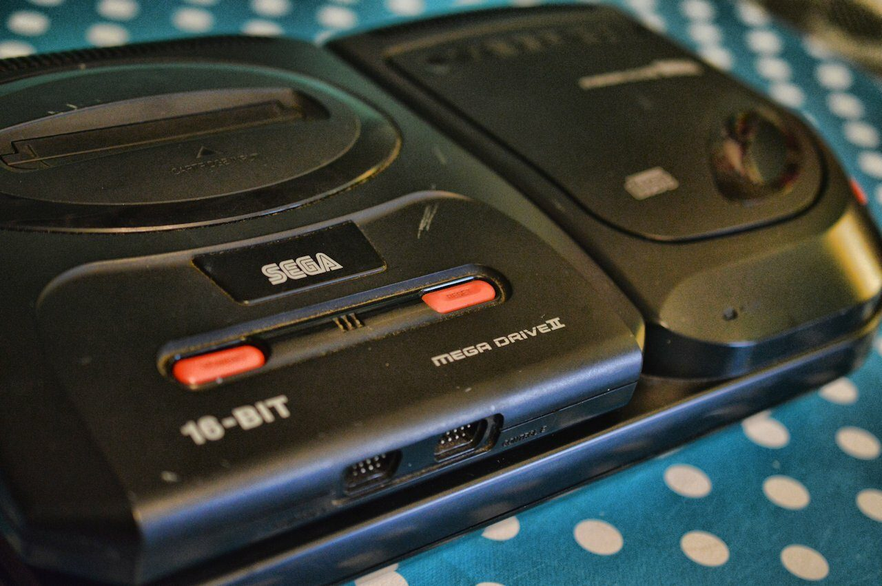 Mega CD 2