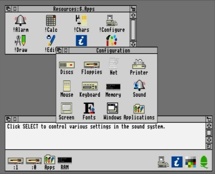 RISC OS 3.11
