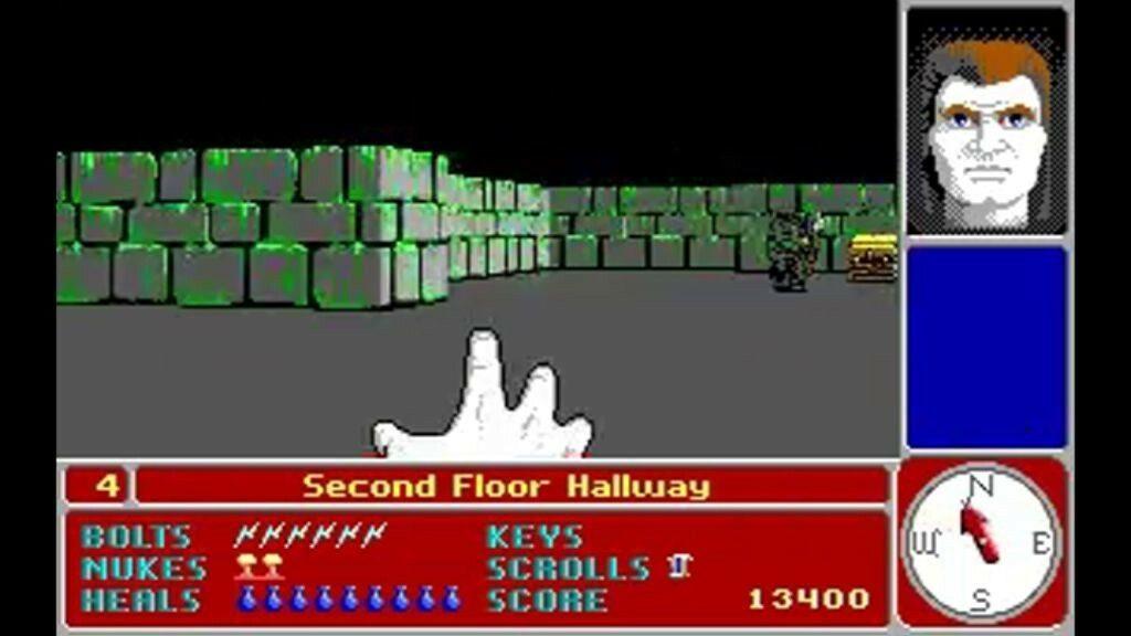 Catacomb 3D
