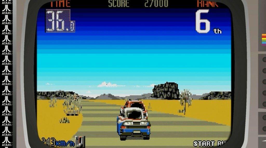 Big Run Atari ST