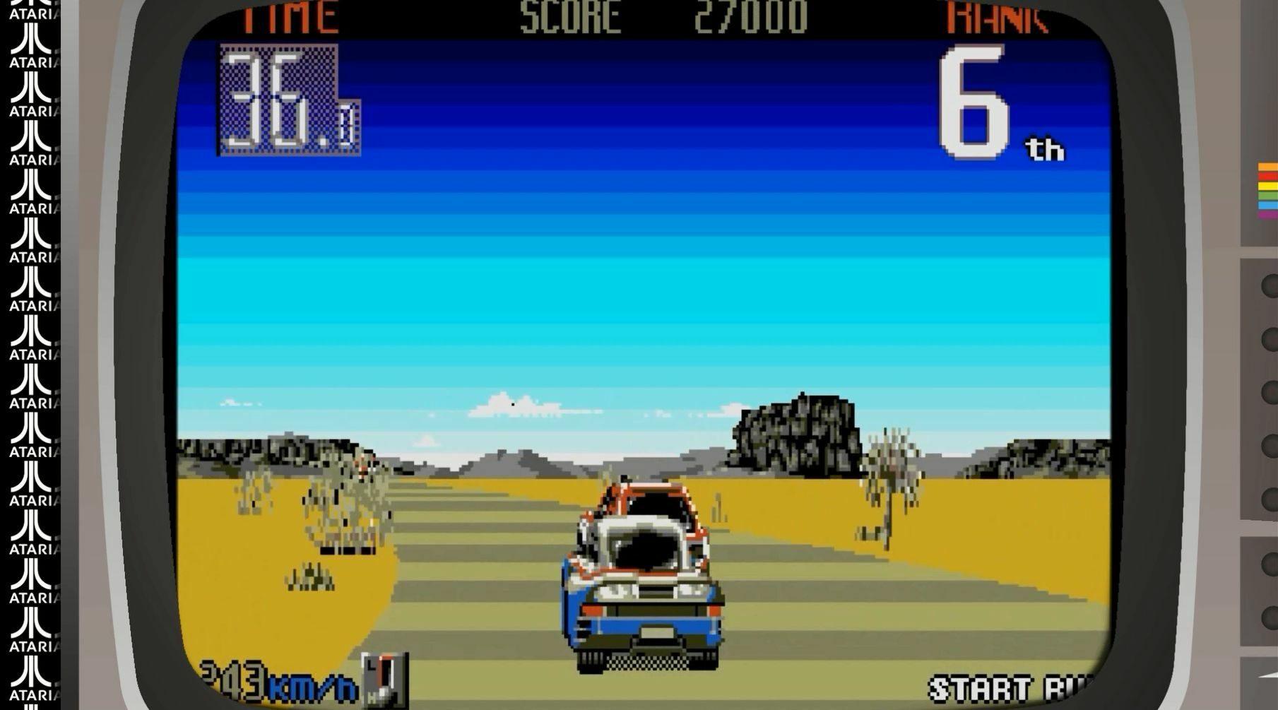 Atari St Games