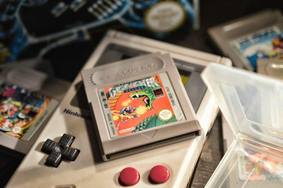 Gameboy & Cartridge