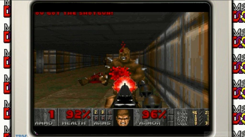 Doom for DOS