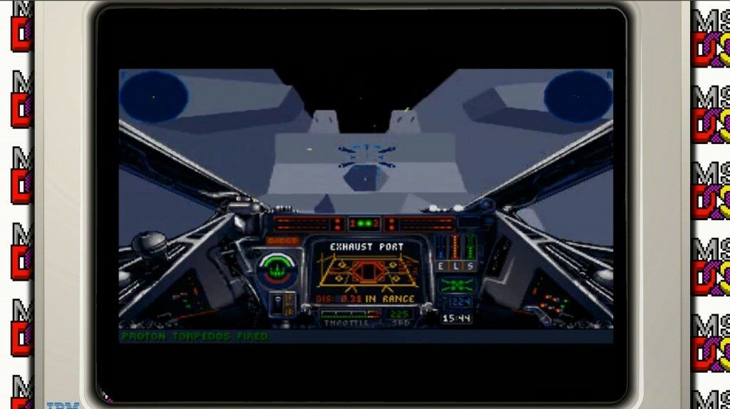 X Wing for DOS