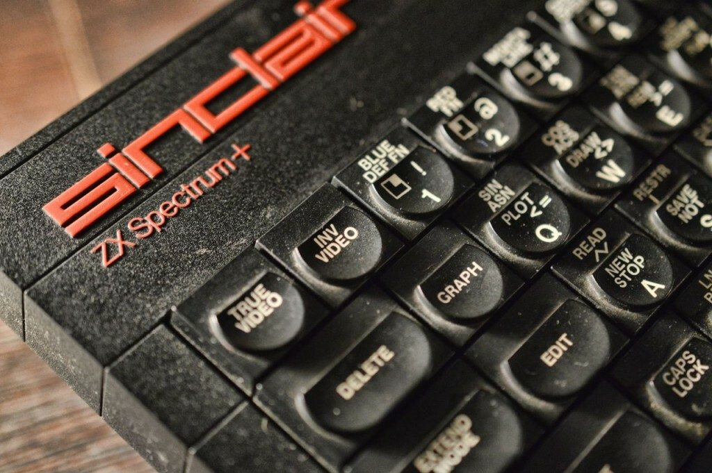 Original Spectrum+ 128k