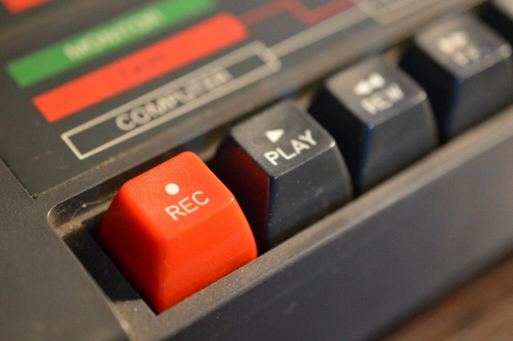 Amstrad Tape Deck
