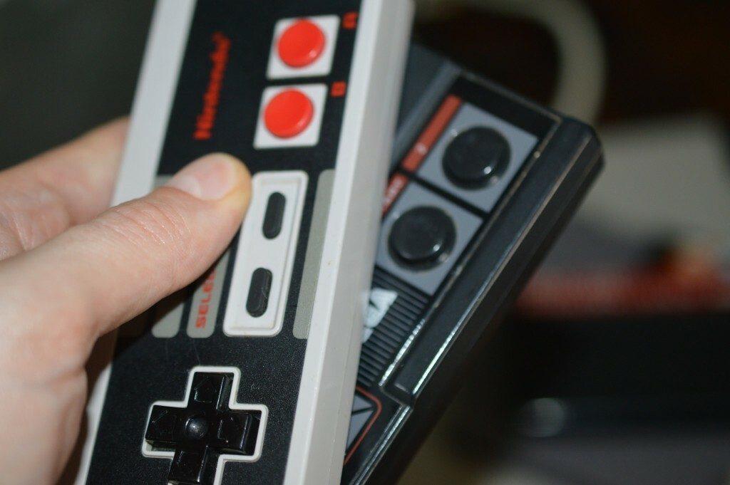 Sega Master System & NES Controllers