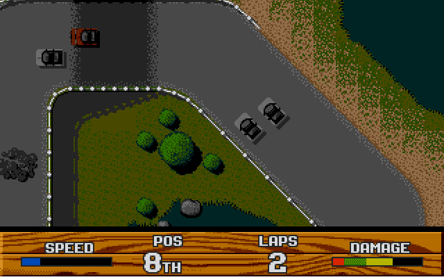 Super Cars II Gameplay
