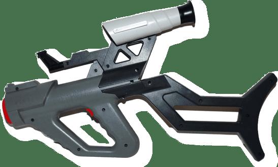 Sega's Menacer Gun