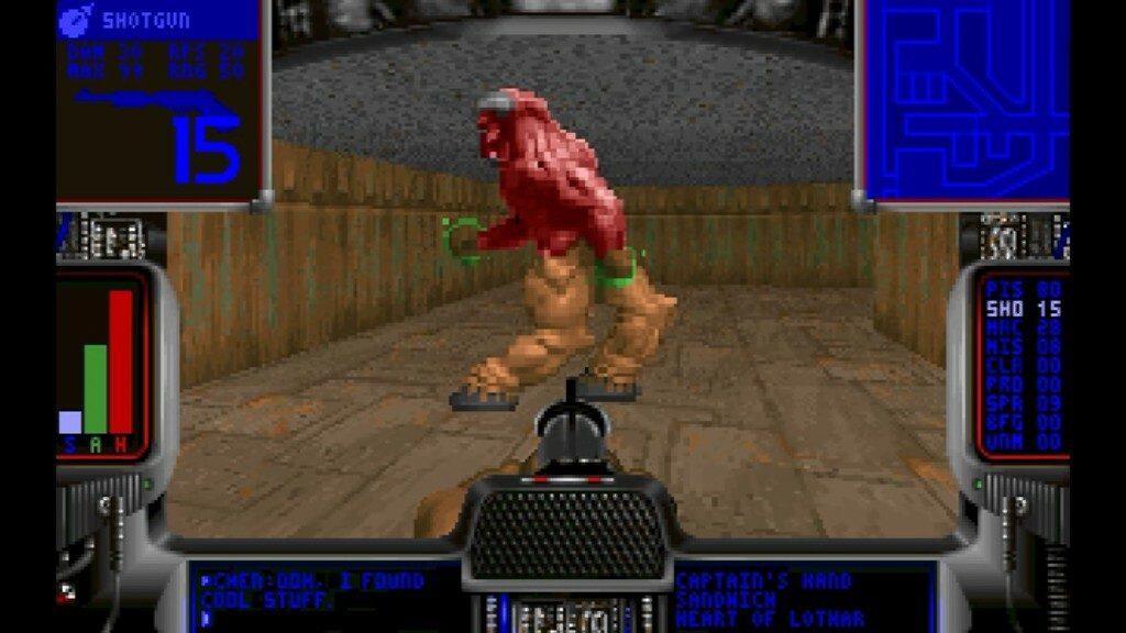 1993 Doom Pre-Release Alphas & Betas - Nostalgia Nerd