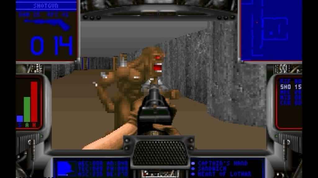 Doom Alpha 0.3