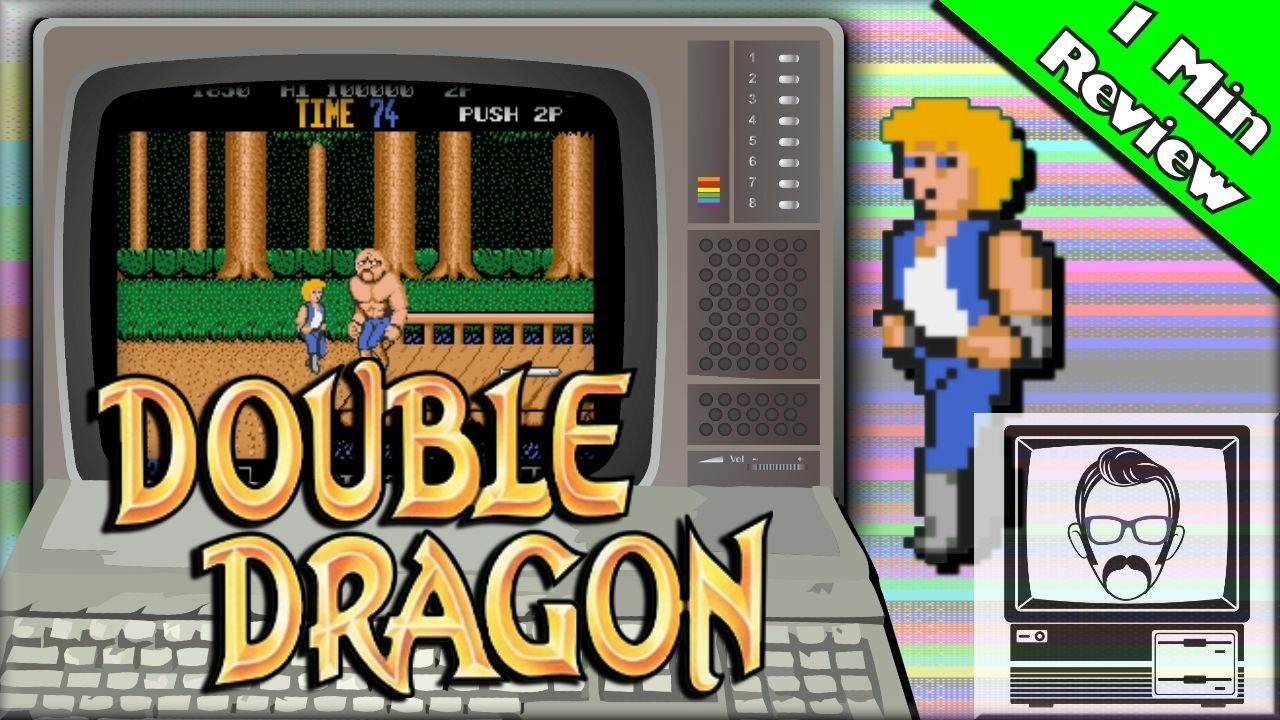 Double Dragon Atari ST