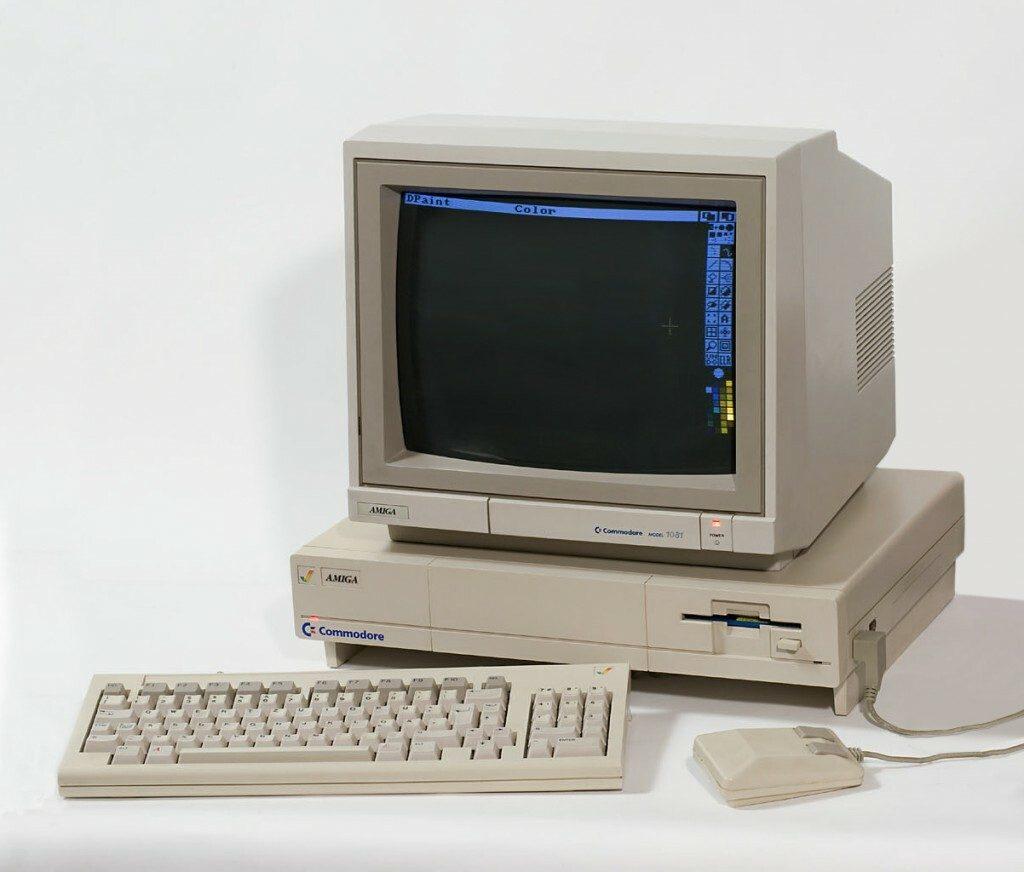 An Amiga 1000
