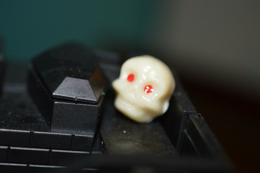 Ghost Castle Skull