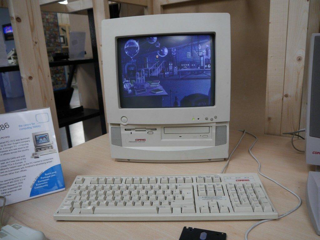 Compaq Presario CDS524