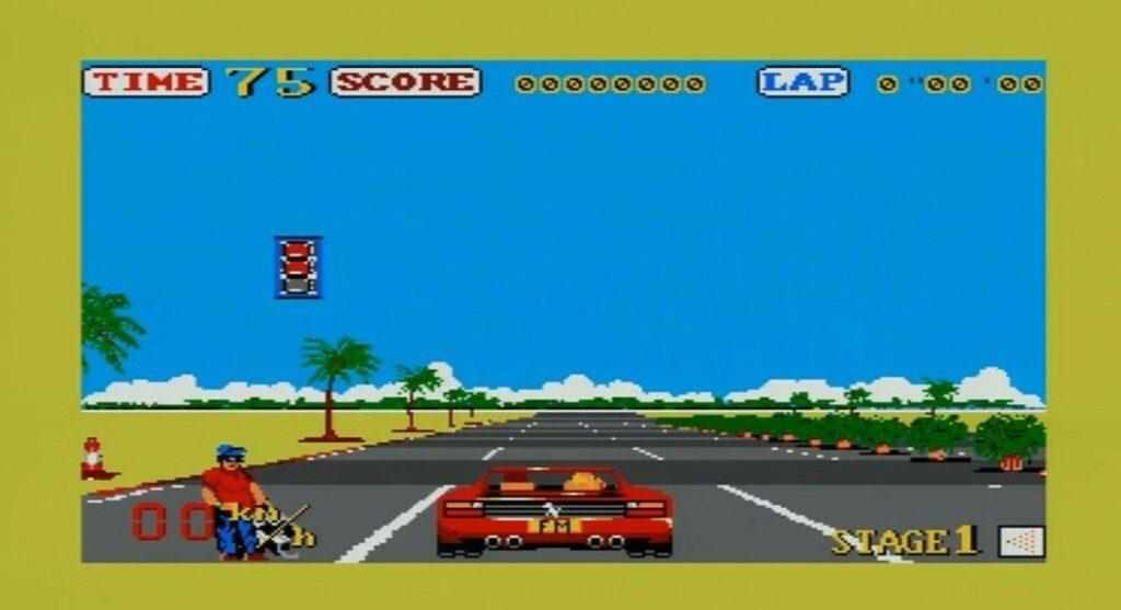 Atari ST Outrun