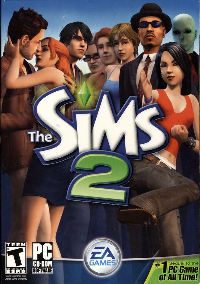 Sims 2 Box