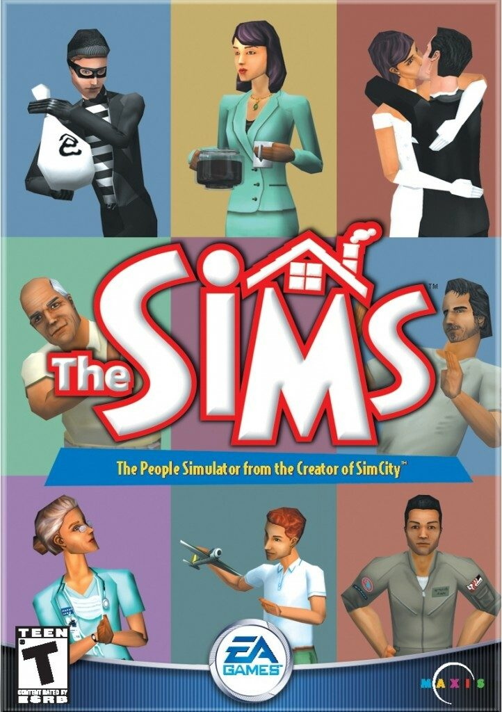 Sims 1 vs sims 2 vs sims 3 vs sims 4 nostalgia nerd for Online games similar to sims
