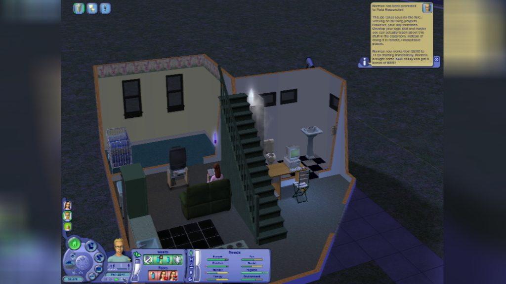 Sims 1 vs Sims 2 vs Sims 3 vs Sims 4 - Nostalgia Nerd