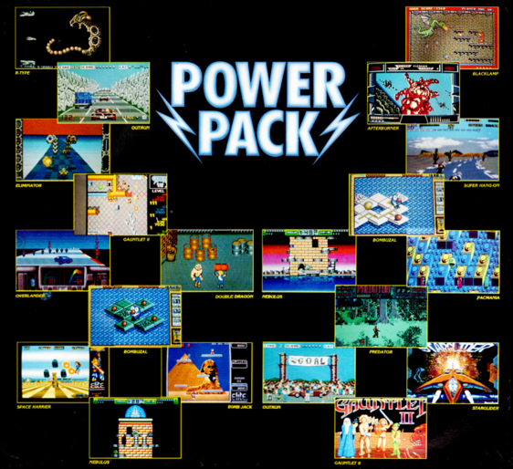 """The Power Pack"""