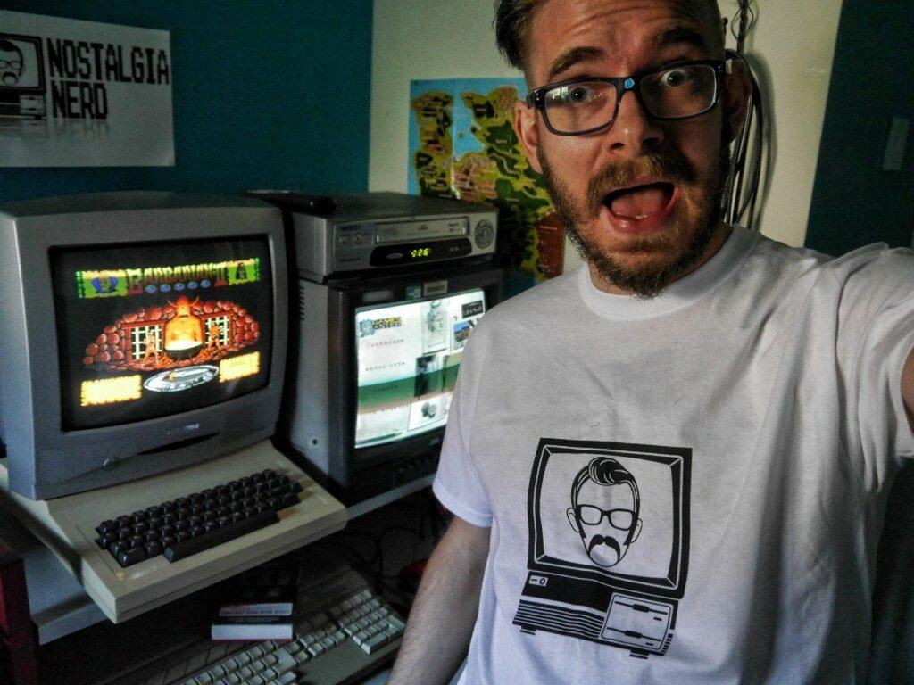 Nostalgia Nerd T-Shirt