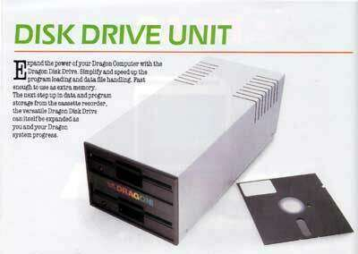 Dragon Data Disk Drive