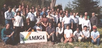 The Amiga Team