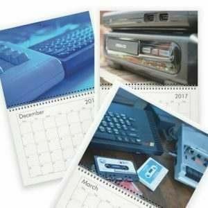 Retro Calendar