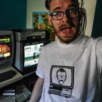 Nostalgia Nerd T Shirt