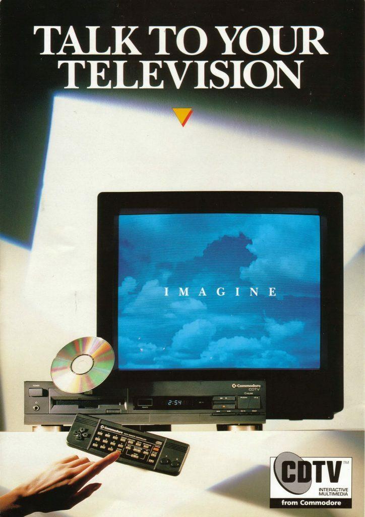 CDTV Advert