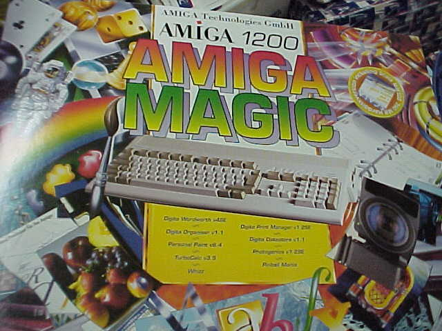 The Amiga Magic Pack