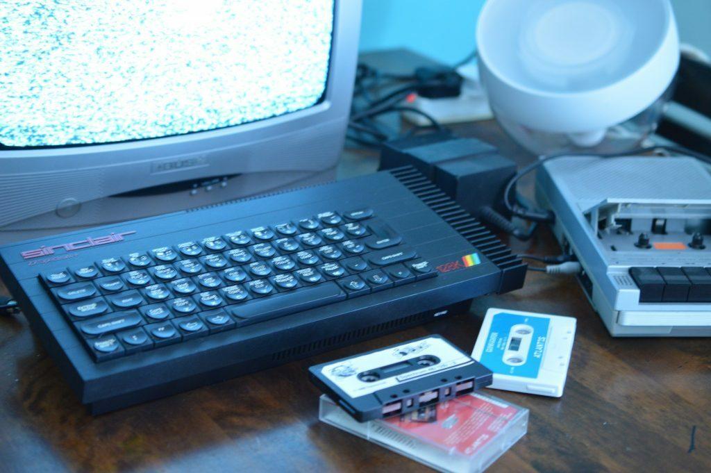 The Spectrum 128k