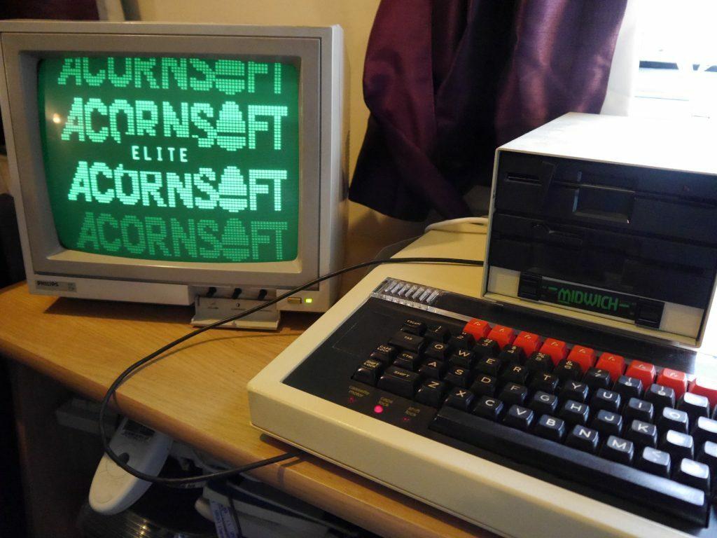 The BBC Micro