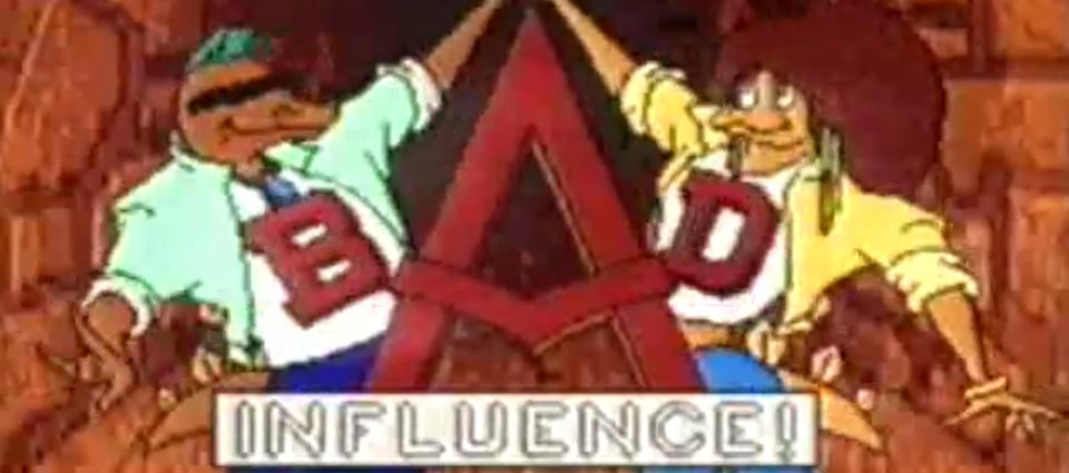 badinfluence