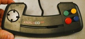 Amiga CD32 Controller