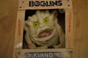 Boglin Klang in box