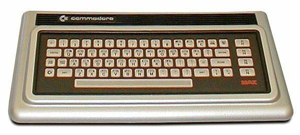 Commodore MAX
