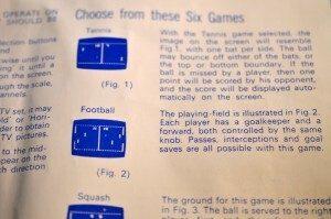 Decca Sport / Super Sport Instructions