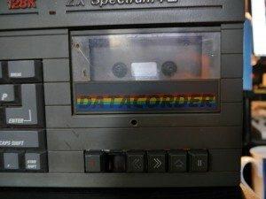 Spectrum +2 Datacorder