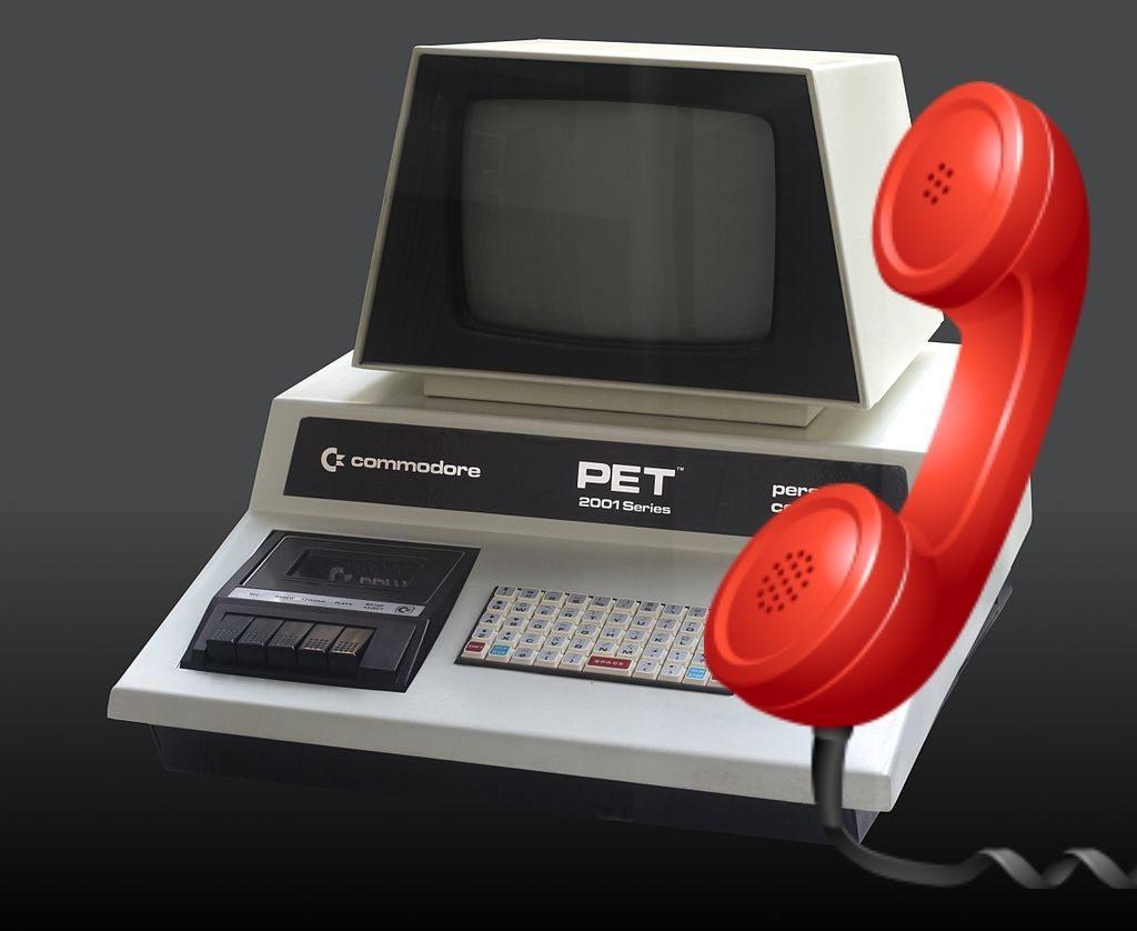 commodorepetphone