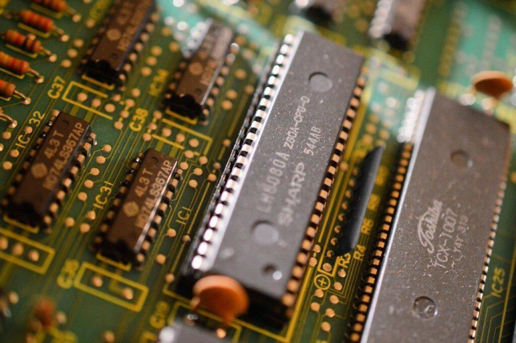 MSX Z80 CPU